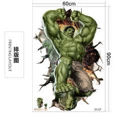 Gambar Kartun Hulk