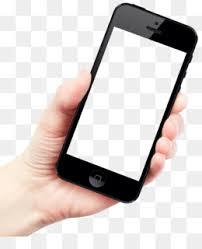 Gambar Orang Pegang Hp Iphone