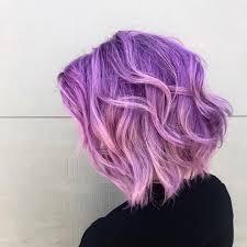 35 Brilliant Short Purple Hair Ideas Too Stunning To Ignore