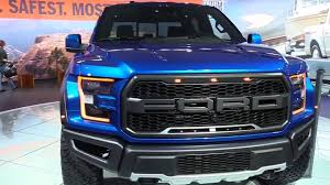 ford raptor interior blue. Exellent Raptor 2018 Ford F 150 Raptor SuperCrew Limited Luxury Features  Exterior And  Interior First Look HD For Blue R