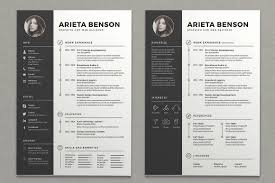 Creative Resume Design 24 Resume Design Ideas Inspirations Templates【Howto Tutorial】 13