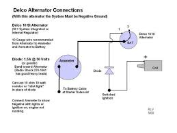wiring diagram for a single wire alternator wiring basic alternator wiring diagram wiring diagram on wiring diagram for a single wire alternator