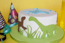 Kids Birthday Cakes New Jersey Nj Dinosaur Cake Sweet Grace Cake