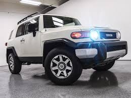 Pre-Owned 2014 Toyota FJ Cruiser Base Sport Utility in Scottsdale ...