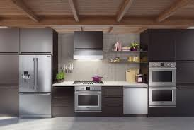 Kitchen Designs With Built In Appliances