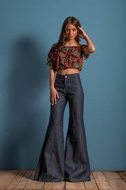 bell bottoms bell bottom jeans high waist bell by lemoutonbleu