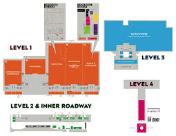 Javits Center Seating Chart Nycc18 All The Maps The Beat