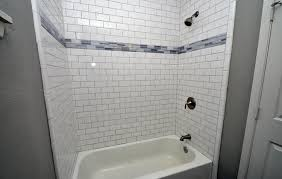 Subway Tile Shower Design To Beautify Your Bathroom Area Subway Tile Shower
