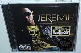 jeremih jeremih 2009 brand new sealed cd birthday def jam ebay