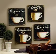 Cafe Decorations For Kitchen Coffee Wall Decor Kitchen Coffee Wall Daccor For Your Cafe Room