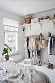 small bedroom without closet clothes storage ideas to manage your closet and bedroom