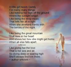 Daddy's Little Girl Quotes Classy Famous Father Daughter Quotes A Little Girl Needs Daddy For Many