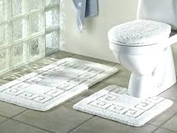kmart bathroom rug sets rugs nice looking 5 piece 3 bath and toilet covers set with