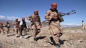 قصف أميركي لمواقع طالبان جنوبي أفغانستان