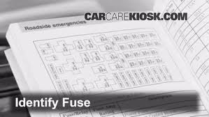 blown fuse check 2008 2012 chevrolet bu 2010 chevrolet find the fuse that is tied to the bad component