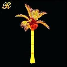 light up palm tree outdoor factory led decoration solar led outdoor landscape light up palm light up palm tree outdoor