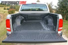 2012 Volkswagen Amarok Trendline review - PerformanceDrive