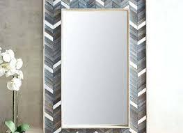 mosaic mirrored wall panel mirror