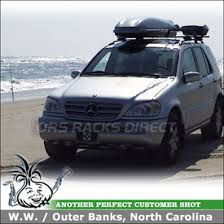 mercedes ml roof racks mercedes benz m class roof rack sup surfboard kayak canoe