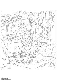 Small Picture Coloring page Claude Monet img 3114