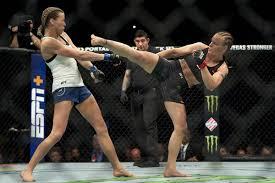 Valentina Shevchenko vs Jennifer Maia ...