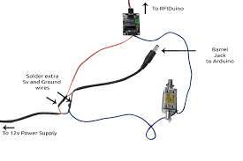 dc barrel jack wiring solidfonts diy audio circuits center negative power supply