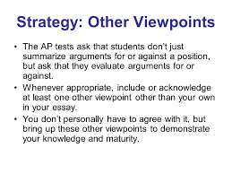 ap essay tips ppt video online  20 strategy other viewpoints