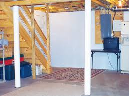basement wall covering in stamford