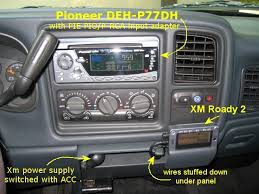 chet's avalanche pages Pioneer Deh P77DH Manual Installation Pioneer Car Audio Wiring Deh P77dh #43
