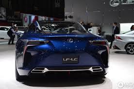 lexus lf lc. geneva 2013: lexus lf-lc concept car lf lc
