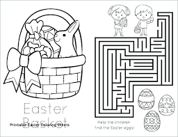 Easter Coloring Pages Luxury Images Printable Easter Coloring Sheets