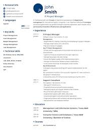 50 Most Professional Editable Resume Templates For Jobseekers Free