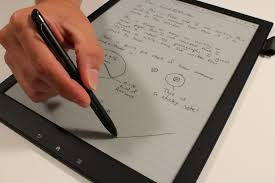 sony digital paper. this will result in sony being unable to directly sell products, such as the digital paper. paper o
