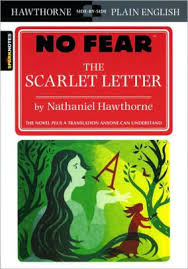 the scarlet letter no fear literature series