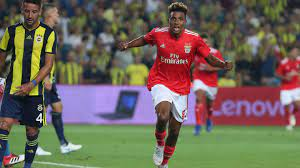 Gedson Fernandes: The latest gem from Benfica's academy – Breaking The Lines