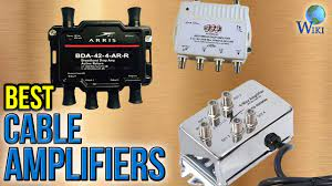 7 Best Cable Amplifiers 2017 - YouTube