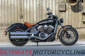 Indian scout bobber launched at rs. 2016 Indian Scout