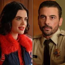 Is Lucy Hale Dating Skeet Ulrich? See Kissing Photos