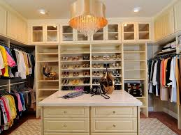 Large Walk In Closets - Home Design
