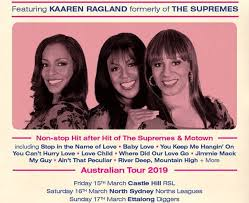 It was released in may of 1975 by motown records. The Sounds Of The Supremes Announce 2019 Australian Tour Rock Club 40