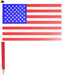 american template make your own american flag