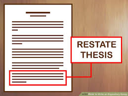easy ways to write an expository essay wikihow image titled write an expository essay step 18