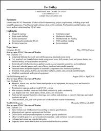 Resume Templates. Resume Template Construction Worker: Laborer ...