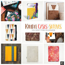 Designer Kindle Covers And Cases 17 Unique Kindle Cases That You Wont Find On Amazon