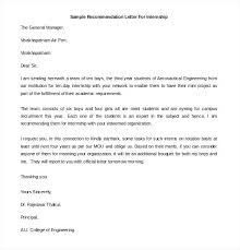 Letter Of Recommendation Template For Student Request Letter Recommendation Template Of Example For