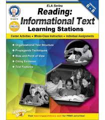 reading informational text workbook grade carson dellosa reading informational text workbook