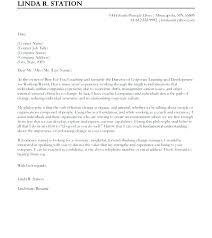 Cover Letter Example For Job Beauteous A Covering Letter Example Resume Tutorial Pro
