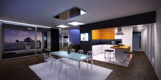 ... City View Apartment Furniture Kern House Interior by Rudeoz Houses in  Kern House Interior by Interior ...