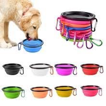 <b>Складная миска</b> для собак, <b>складные</b> силиконовые <b>миски</b> для ...