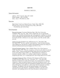 Resume For Vet Assistant Nursing Assistant Cover Letter Vet